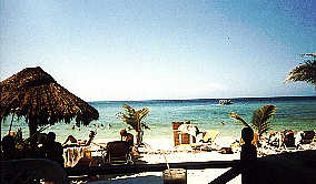 Strand bei Negril